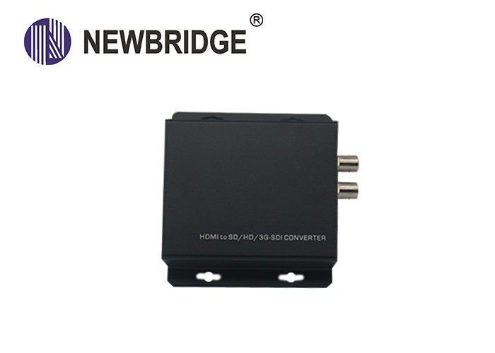 High quality HDMI to SD/HD/3G-SDI Converter Mini HDMI Converter Support SD-SDI/HD-SDI/3G-SDI
