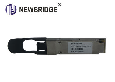 China Duplex-LC-Faser-Optiktransceiver-Modul 850/900nm 40Gb/s Bidi QSFP+ 3,5 Watt usine